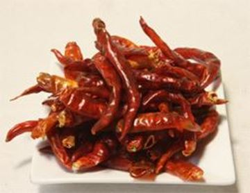 Picture of Organic Whole Red Chili Hot