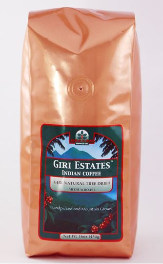 Picture of Giri Estates™ Natural Tree Dried Coffee
